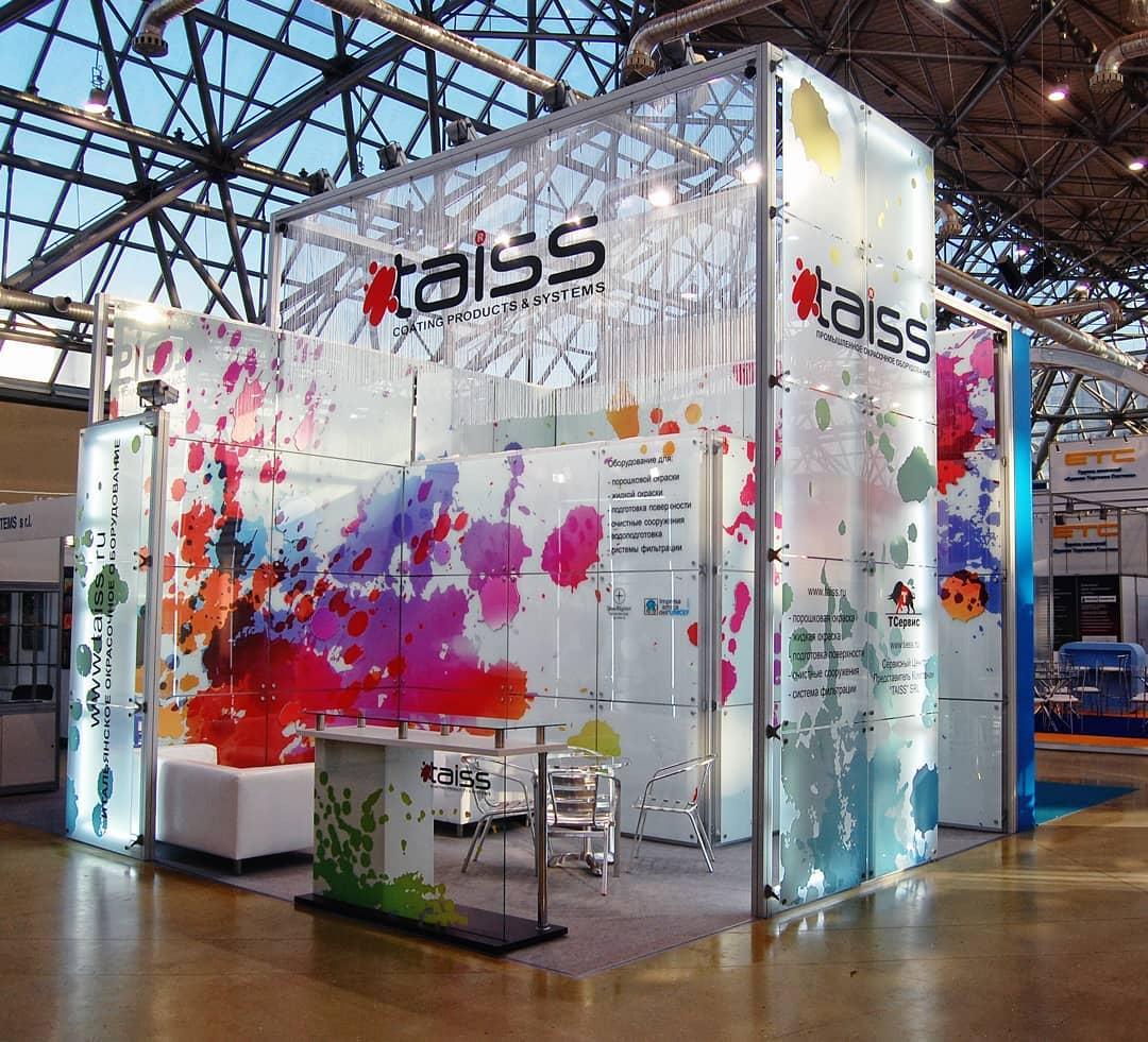 TAISS Интерлакокраска-2010